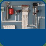 Монтаж водопровода в Новосибирске, услуги сантехника