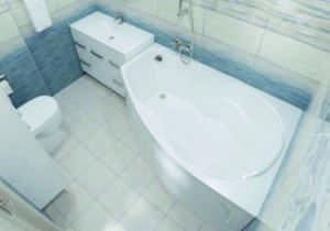 Советы по ремонту маленькой ванной комнаты